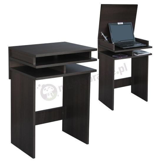 Biurko stolik komputerowy mały Bajt 2