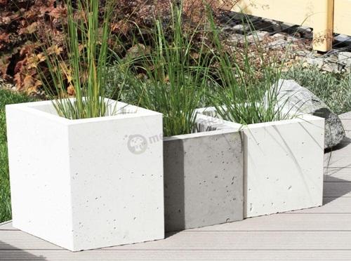 Donice betonowe na taras