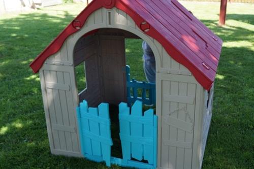Keter Foldable Playhouse składany domek dla dzieci