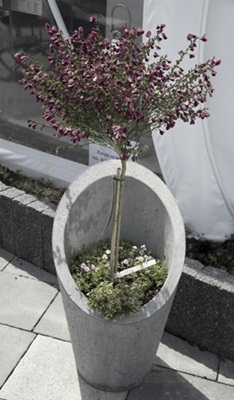 Donica betonowa Tagilo