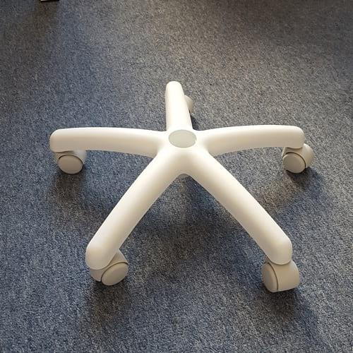 Podstawa jezdna fotela Ministyle montaż