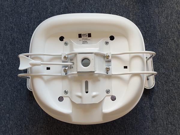 Krzesło obrotowe dla dzieci Ministyle montaż podłokietników do siedziska