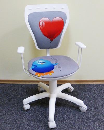 Fotel do biurka dla dzieci Ministyle - gotowe krzesełko