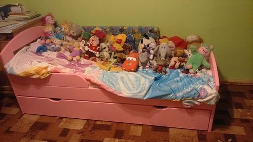 Łóżko dla dziecka Tobi