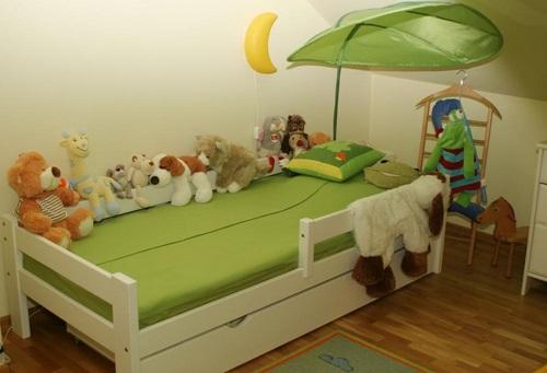 Łóżko dla dziecka Pablo