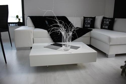 Najpopularniejsze style wnętrz - aranżacja wnętrza od naszego klienta w stylu nowoczesnym.