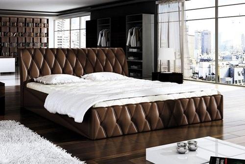 Łóżko nowoczesne do sypialni Nord - Wersal