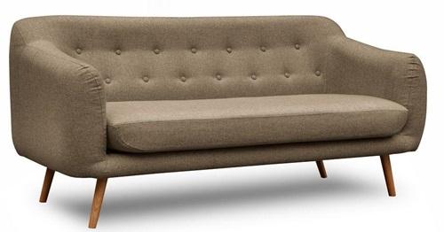 Sofa na nóżkach 3 osobowa Stella