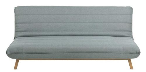 Actona Campania wygodna sofa rozkładana na nóżkach