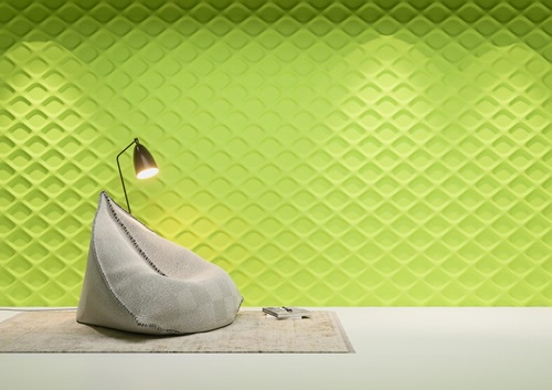 Gipsowe panele 3D na ścianę Dunes Lattice