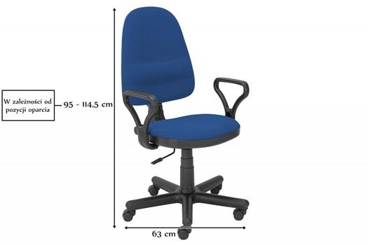 Bravo GTP krzesło obrotowe do biurka