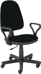Bravo GTP krzesło obrotowe do biurka czarne C11