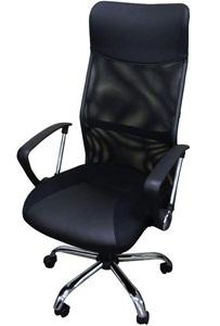 Krzeslo obrotowe siatkowe z mechanizmem tilt - Hit
