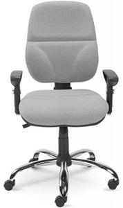 Krzesło obrotowe Inspire R10 steel02 chrome