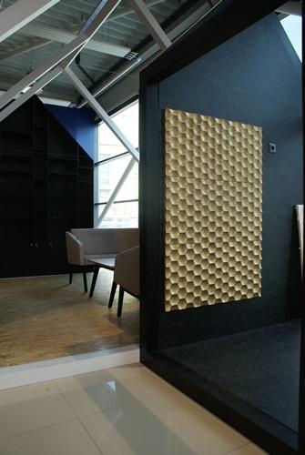 Panele dekoracyjne na ścianę 3D Concept Model 01