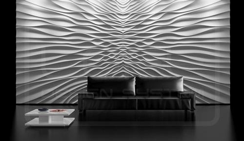 Panele dekoracyjne na ścianę Mural Illusion - Loft Design System