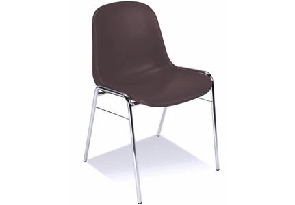 Krzesło konferencyjne bez podłokietników Beta
