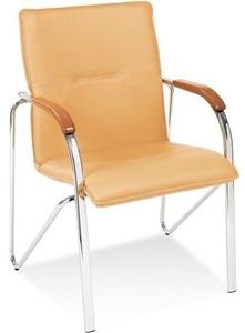 Krzesło konferencyjne z podłokietnikami Samba