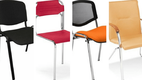Krzesła konferencyjne - przegląd modeli