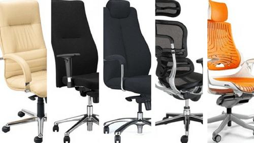 Krzesło biurowe powyżej 1000 zł - przegląd modeli
