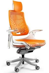 Ergonomiczny fotel gabinetowy regulowany Wau