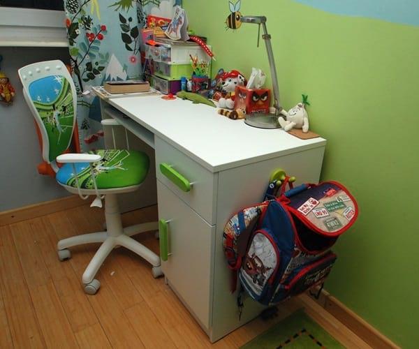 Fotel Ministyle White Cartoons GTP TS22 La Liga krzesło obrotowe dla dzieci