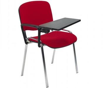Krzesło konferencyjne ISO z pulpitem