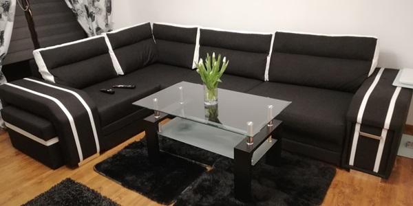 Nowoczesne aranżacje mieszkań sofa Avatar pani Justyna
