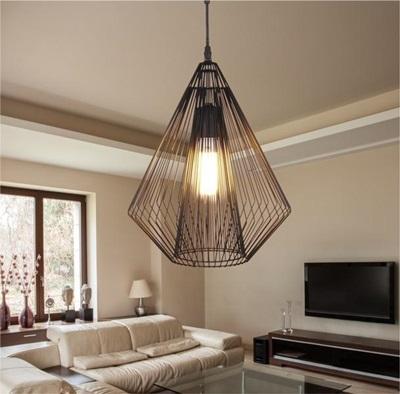 Nowoczesne lampy wiszące do pokoju