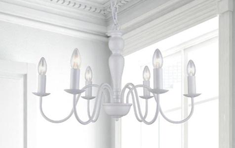 Nowoczesne lampy wiszące do sypialni