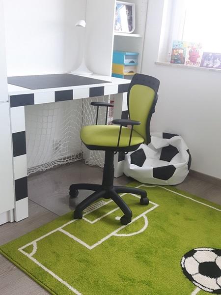 Aranżacja pokoju dziecięcego z krzesełkiem Ministyle od pani Anny