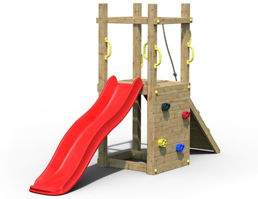 Drewniany plac zabaw dla dzieci Fungoo Meggie