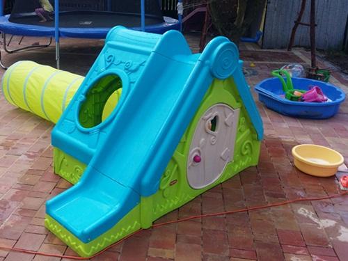 Plac zabaw dla małych dzieci Funtivity