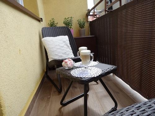 Meble na balkon Rio Patio