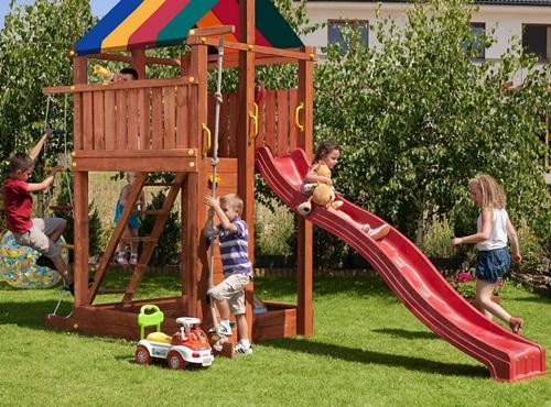 Plac zabaw dla dzieci Paradise