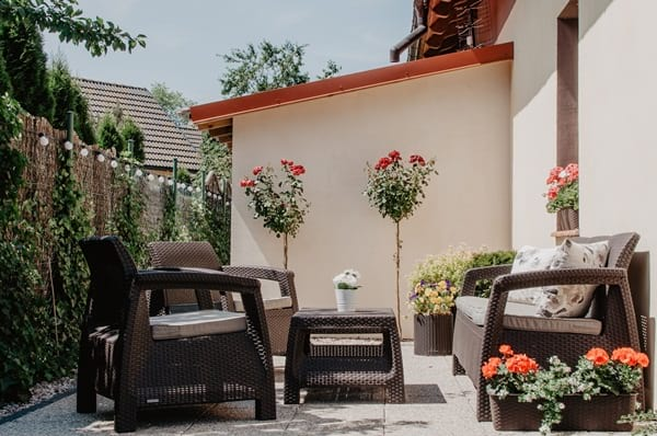 Meble ogrodowe Corfu Set Max