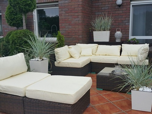 Modułowe meble ogrodowe Ligurito