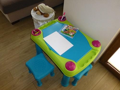Stolik edukacyjny Creative Table