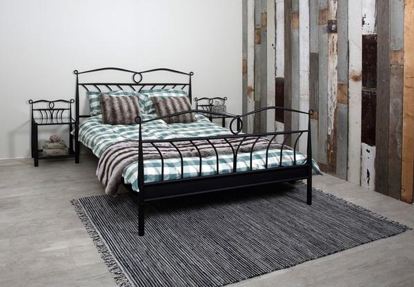 Eleganckie nowoczesne sypialnie