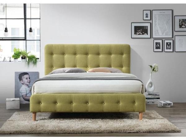 Eleganckie łóżka do sypialni