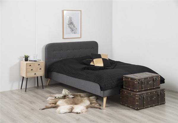 Aranżacja eleganckiej sypialni