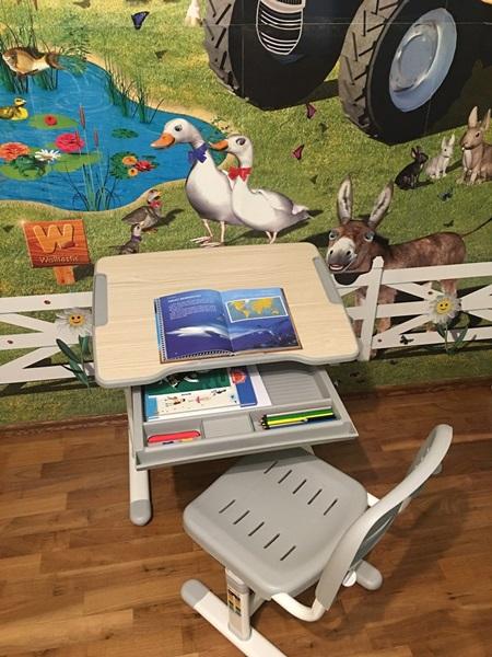 Nowoczesne biurko dla dziecka – jak stworzyć stylową aranżację?