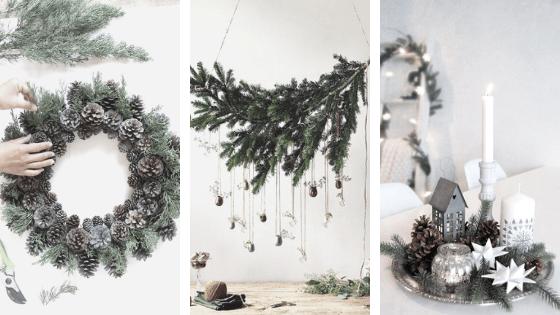 Pomysły jak zrobić stroik świąteczny