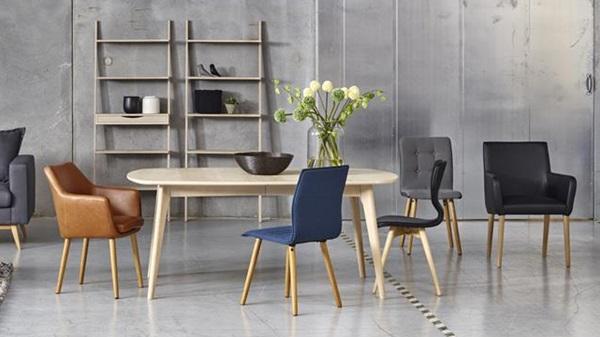 Krzesła do jadalni i salonu
