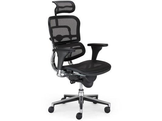 Krzesło biurowe ergonomiczne Enjoy Ergohuman