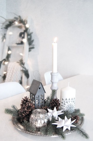 Jak zrobić świąteczny stroik