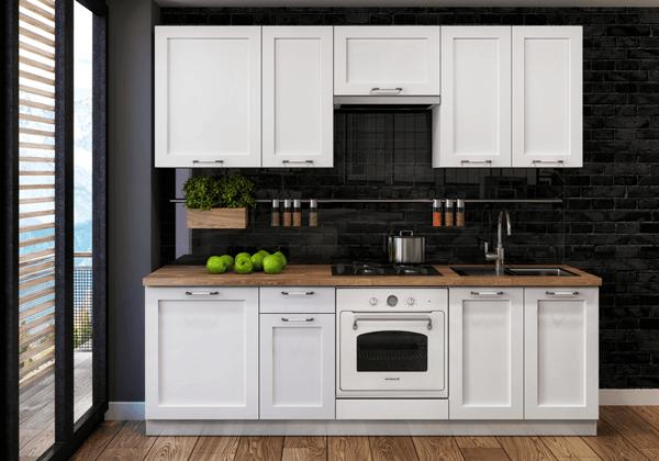 Kuchnie Classen - zestawy mebli kuchennych Aston