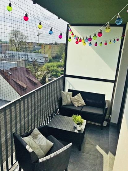 meble na mały balkon Salemo