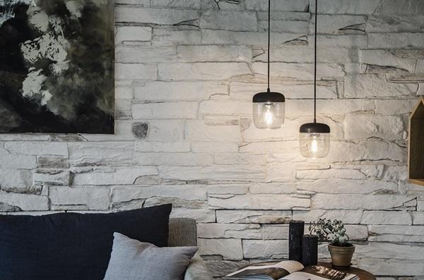 Lampy industrialne do sypialni Acorn