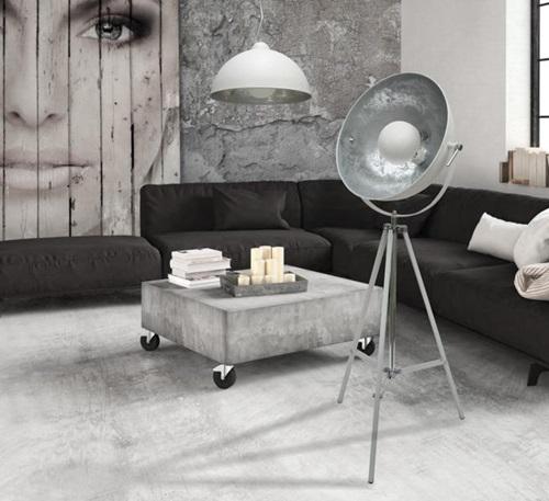 Lampy Industrialne Loftowe Trendy W Mieszkaniach Porady